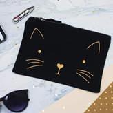 Little Pieces Purrfect Make Up Bag