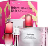 Shiseido Bright, Beautiful Skin Kit