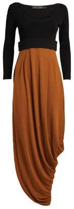 Proenza Schouler Draped Midi Dress