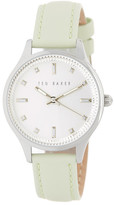 Ted Baker Women's Leather Strap Watch