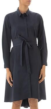Peserico Belted Shirtdress