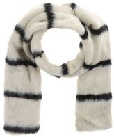 Maison Scotch Oblong scarf