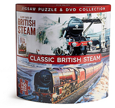 Marks and Spencer Classic British Steam DVD & Puzzle Collection