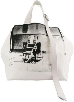 Calvin Klein x Andy Warhol tote bag