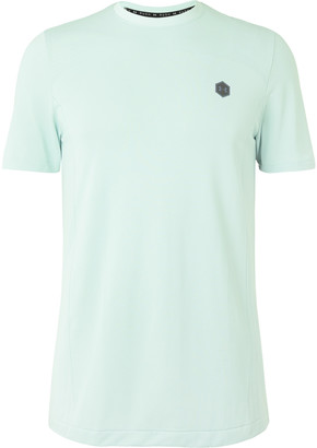 Under Armour Ua Rush Seamless Perforated Stretch-Jersey T-Shirt