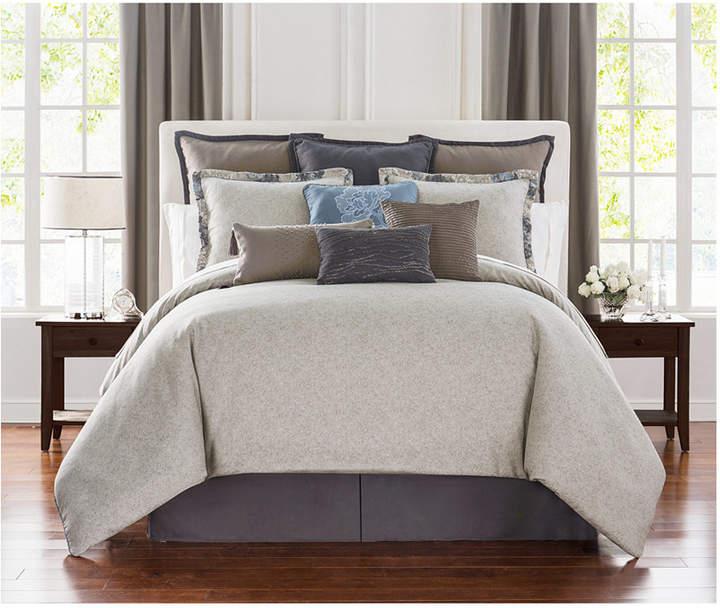 Waterford Blossom Reversible California King Comforter Set