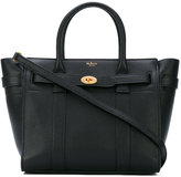 Mulberry small zipped Bayswater bag - women - Calf Leather - One Size