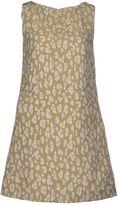 Semi-Couture ERIKA CAVALLINI SEMICOUTURE Short dresses