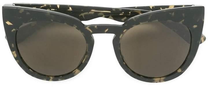 Mykita x Maison Margiela cat eye sunglasses