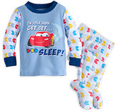 Disney Lightning McQueen Footed PJ PALS for Baby