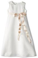 Us Angels Satin A-Line Dress (Little Kids)