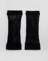 Asos Fishnet Gloves