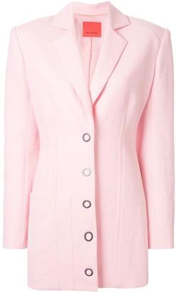 Manning Cartell oversized structured shoulder blazer