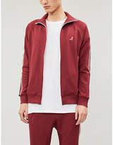 TWENTY Olympic Mesh cotton-blend track jacket