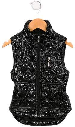 Imoga Girls' Quilted Vest