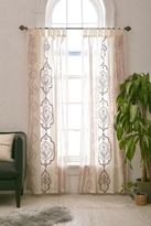 Urban Outfitters Jazmin Embroidered Curtain