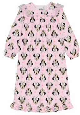 AME Minnie Mouse Big Girl Granny Nightgown