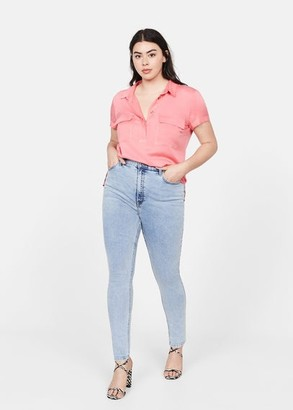 MANGO Slim-fit Stella jeans