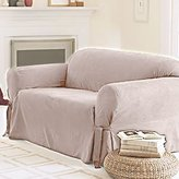 Sure Fit Soft Suede 1-Piece Chair Slipcover