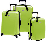 Traveler's Choice Freedom 3pc Hard Shell Rolling Travel Collection