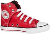 Converse Boy's Chuck Taylor Easy Slip High Pre/Grade School Red 1 M
