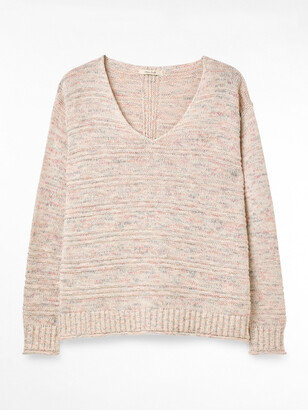 White Stuff Palette Twist Jumper