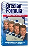 Grecian Formula Hair Color with Conditioner, Liquid, 8 Ounce (Pack of 3)