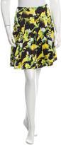 ICB Silk Printed Skirt