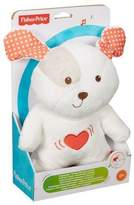 Fisher-Price Snug Puppy Calming Vibrations Soother Bouncer
