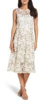 Adrianna Papell Women's Midi Dress