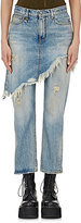 R 13 Women's Layered Jeans