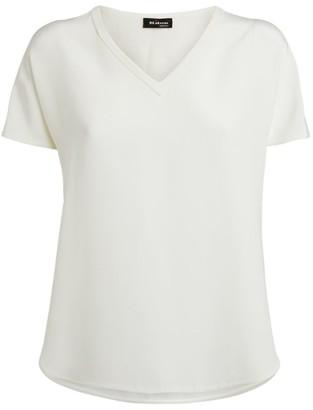 Kiton Cotton V-Neck T-Shirt