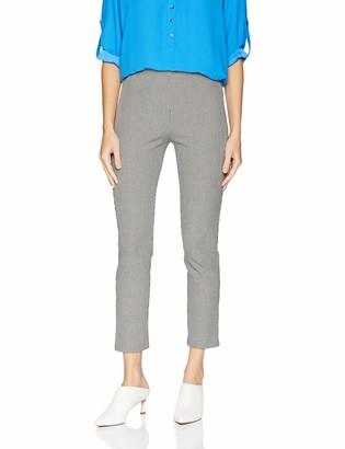 Karen Kane Women's Houndstooth Piper Pant Extra Large