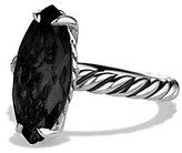 David Yurman Color Classics Ring with Black Onyx