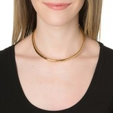 Alexis Bittar Kinetic Gold Thin Metal Collar