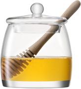 LSA International Serve Honey Pot & Oak Dipper