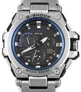 Casio G-Shock MTG-G1000 Stainless Steel Gray Dial Quartz 48mm Mens Watch