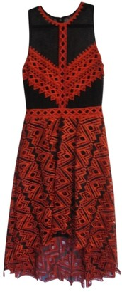 Jonathan Simkhai Red Polyester Dresses