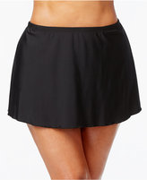 Miraclesuit Plus Size A-Line Swim Skirt
