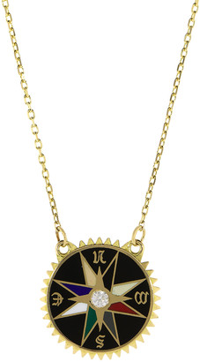 Foundrae Course Correction Pendant Necklace