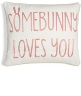 Levtex Somebunny Loves You Accent Pillow
