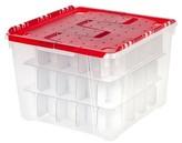 Iris Ornament Storage Box - Red