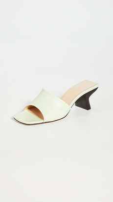 BY FAR Lily Mule Sandals