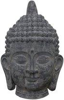 Three Hands Resin Buddha Head Figurine