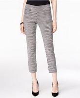 Alfani Printed Capri Pants, Only at Macy's