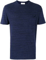 Officine Generale front pocket T-shirt - men - Cotton - XL