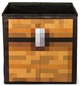 """Minecraft® Brown Storage Bin (13""""x13"""")"""