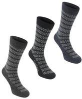 Firetrap Blackseal Fair Isle Socks