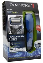 Remington WetTech Head, Beard, & Body Grooming Kit