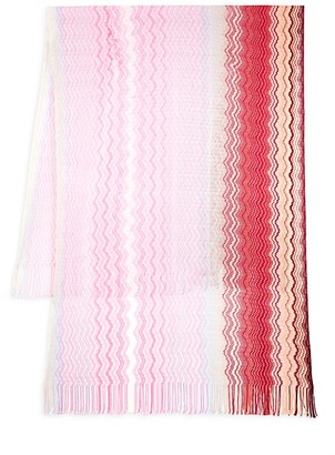 Missoni Pareo Chevron-Knit Scarf